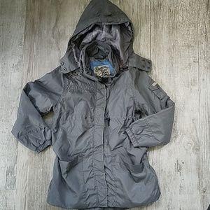 Zara Girls Heavenly Resort Raincoat